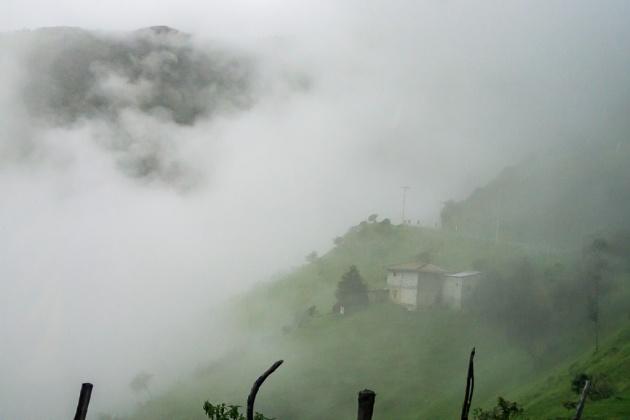 Ecuadorian Andes