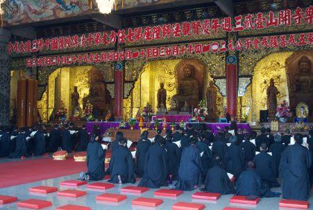 Penang Monks