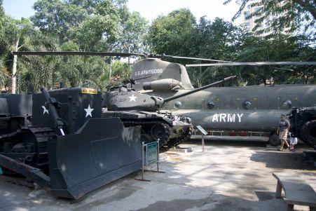 war museum hcmc
